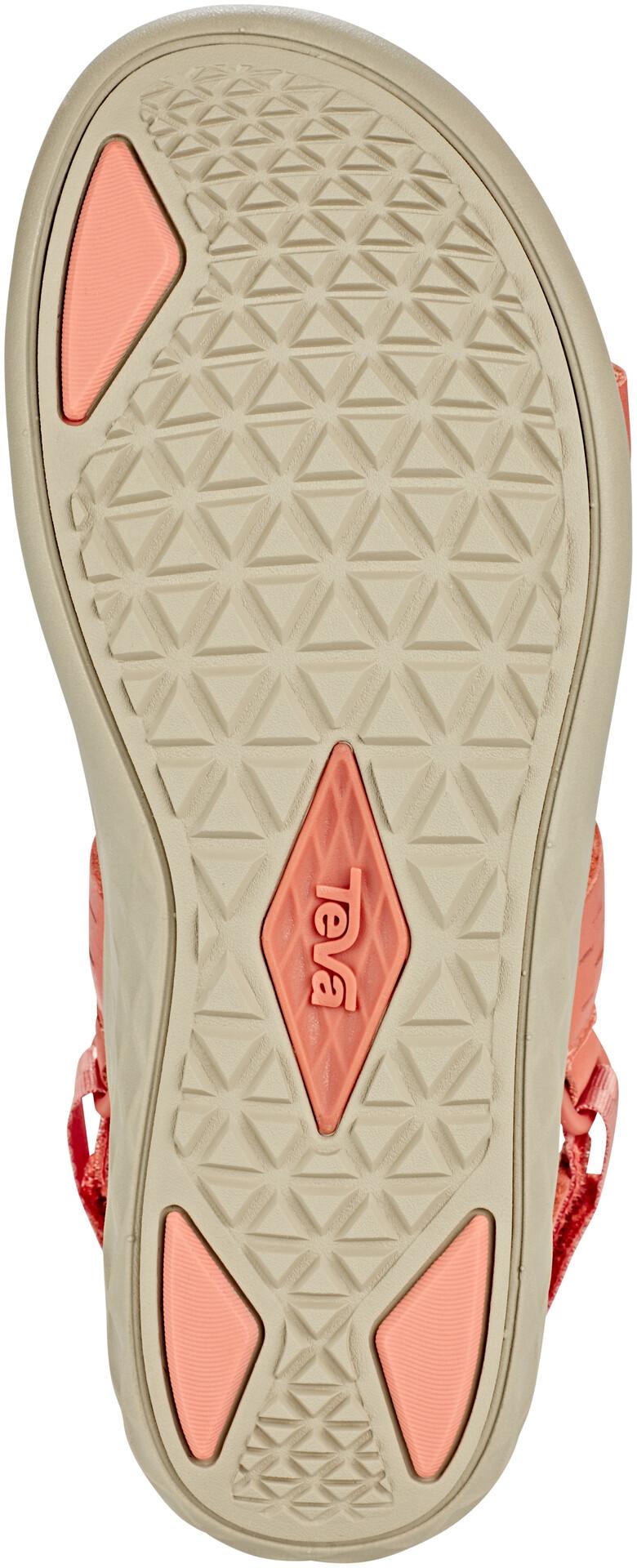 8a08c4ddc04 Teva Float Mujer Campz Terra Nova 2 Lux es Naranja Sandalias rfxrYq5w